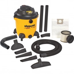 ASPIRADORA SHOP VAC USA 12...