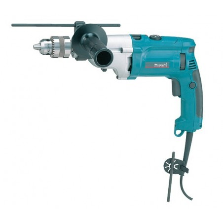 TALADRO PERCUTOR MAKITA HP2070 1/2 V.V.R. 1.010 WATTS