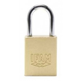 CANDADO SAFETY IFAM DORADO...