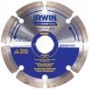 Disco Diamantado 4.1/2  Segmentado Irwin Iw8946