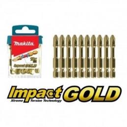 PUNTA IMPACT GOLD  PAQ X 10...