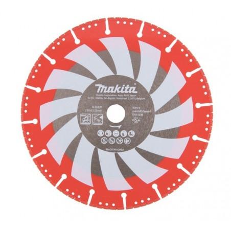 DISCO DIAMANTADO 9 PULG MAKITA PARA RESCATE/MULTIUSO B55326