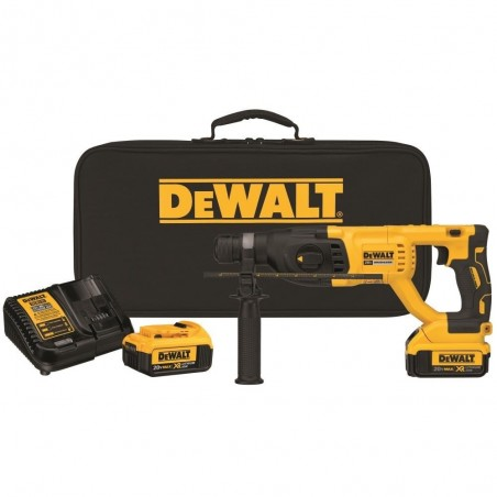 ROTOMARTILLO INALAM SDS PLUS DEWALT DCH133M2-B3