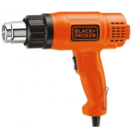 PISTOLA DE AIRE CALIENTE BLACK AND DECKER HG1500-B3