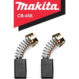 ESCOBILLAS MAKITA CB-458...