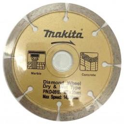 DISCO DIAMANTADO SEGMENTADO  MAKITA D05197