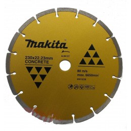 DISCO DIAMANTADO SEGMENTADO MAKITA A84137