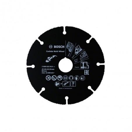 DISCO DE AMOLADORA BOSCH P/MADERA 125mm