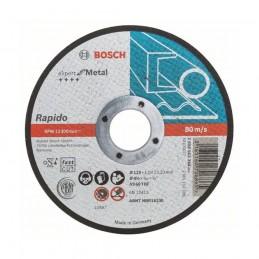 """DISCO ABRASIVO BOSCH 4.1/2""""..."""