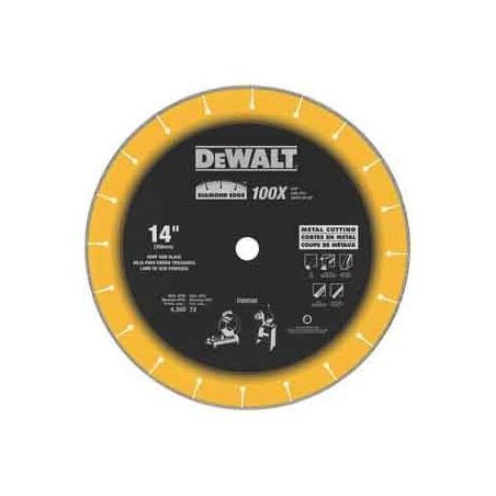 DISCO DIAMANTADO 14 PULG DEWALT DW8500
