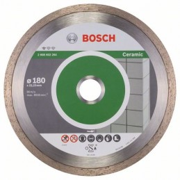 "DISCO DIAMANTADO BOSCH 7""..."