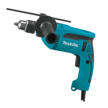 "TALADRO PERCUTOR 16MM (5/8"") V.V.R. 760W. MAKITA HP1640"