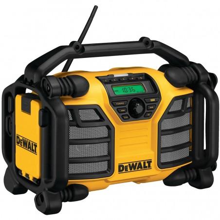 RADIO + CARGADOR DE BATERIAS 12V. DEWALT DCR015