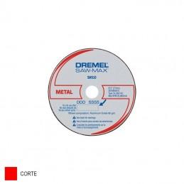 DISCO DE CORTE P/METAL X 3...